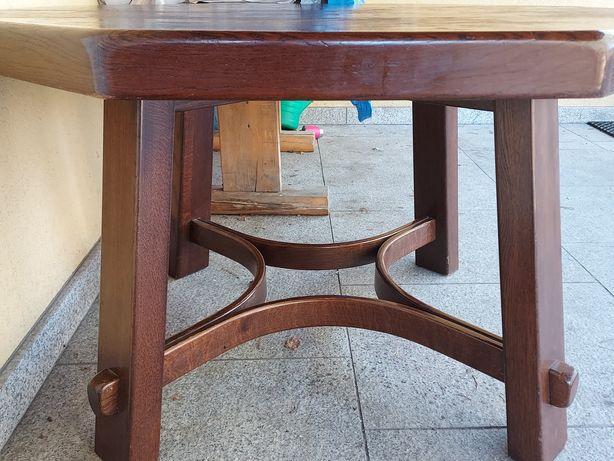 Stół dębowy antyk.