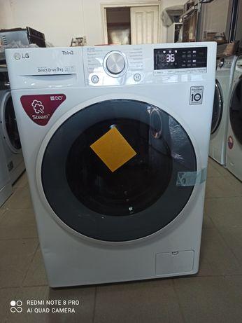 Новая стиральная машина Lg F4VT4W(9KG) из Германии