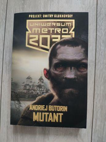 Andriej Butorin Mutant Uniwersum Metro 2033
