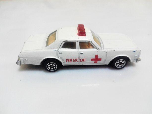 Dorge Dodge Monaco Resgate, 1980 Yatming 1031