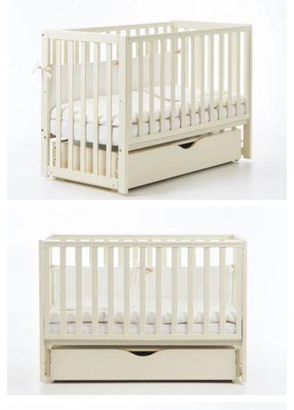 Детская кроватка Верес Соня ЛД 13 маятник+ящик (слоновая кость)