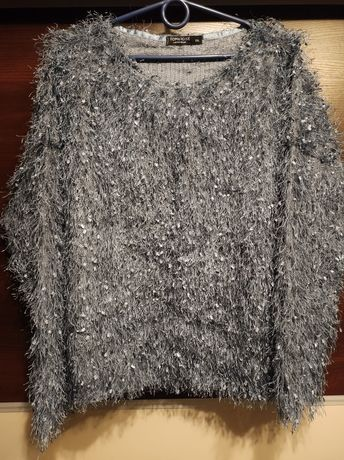 Sweterek damski XXL