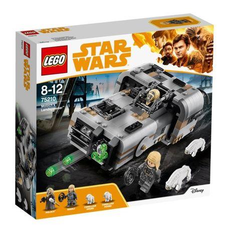 Lego Star Wars 75210 Спидер Молоха
