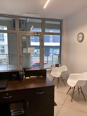 Lokal usługowy z witryną gabinet kosmetyczny lekarski biuro salon