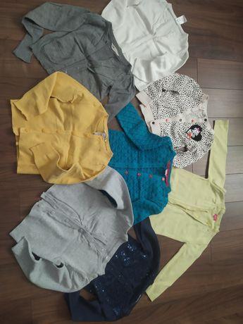 Zestaw sweterków na 3/4 lata