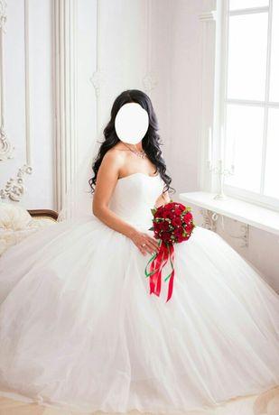 Продам срочно счастливое свадебное платье