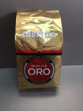 Кофе Lavazza Qualita Oro 1kg 100% Italy ОПТ