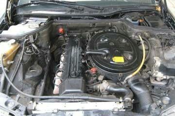 Двигатель ом103 на запчасти.мерседес 124...126...190