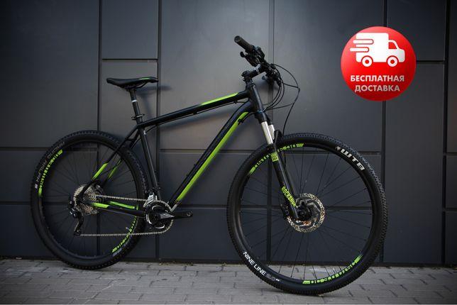 Горный велосипед Cannondale Trail 2 cube scott ktm gt bmc