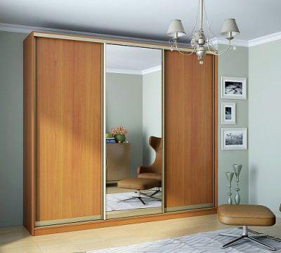Шкафы купе, гардеробные, корпусная мебель на заказ