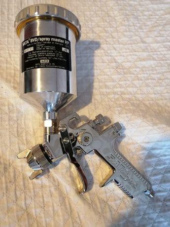 Pistolet lakierniczy Sata Spray Master RP z podciśnieniem