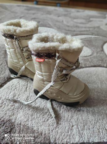 Сапожки зимові на овчимі