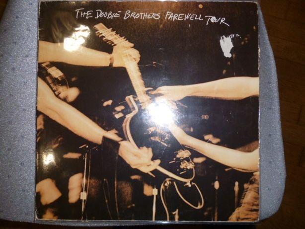 THE DOOBIE BROTHERS FAREWELL TOUR 2lp Продам виниловые пластинки