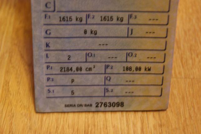 Ford Probe*30 Lat*Pojemność 2184*Rok 1990
