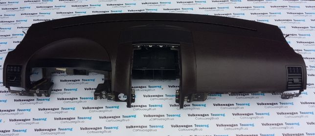 Торпедо Панель Торпеда Volkswagen Touareg 2003 > 2009 Аербег аербек