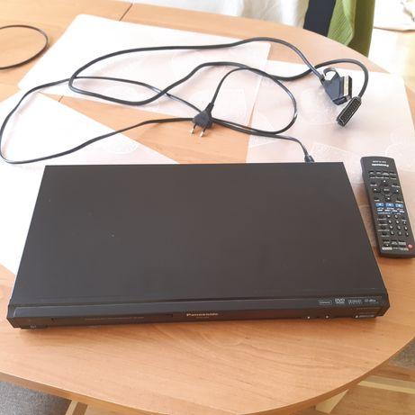 DVD Panasonic kabel EUR
