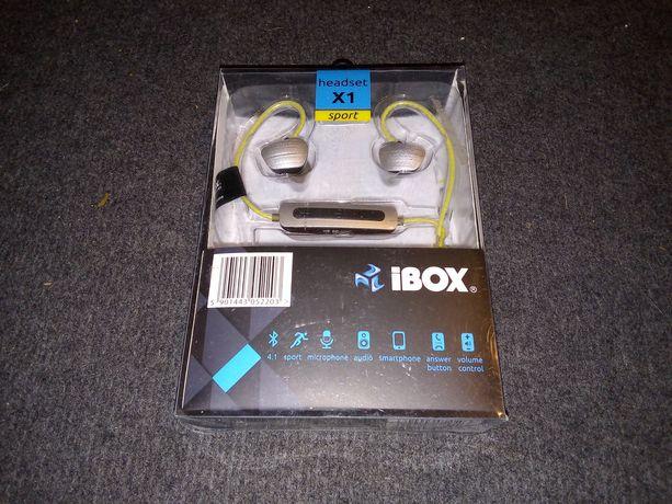 Słuchawki bezprzewodowe bluetooth (nowe)