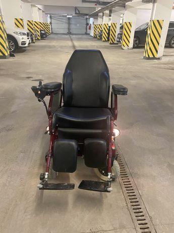 Wózek inwalidzki elektryczny Tracer