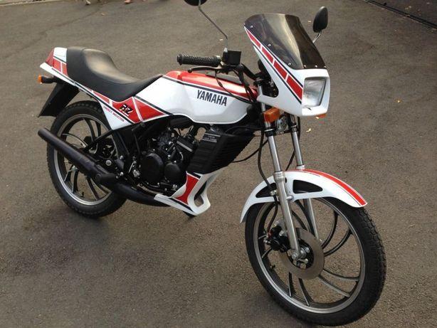 Autocolantes Yamaha RZ 50LC
