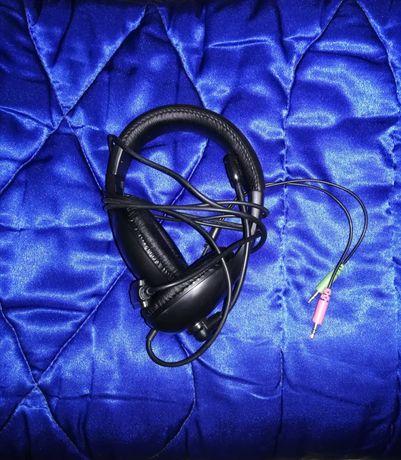 Наушники с микрофоном Defender bravo HN - 015