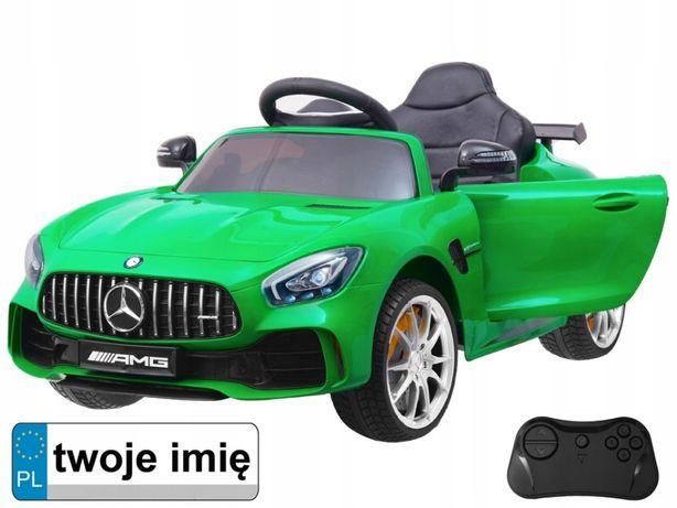 Autko na akumulator Mercedes AMG GT R P192 NAJNOWSZY MODEL