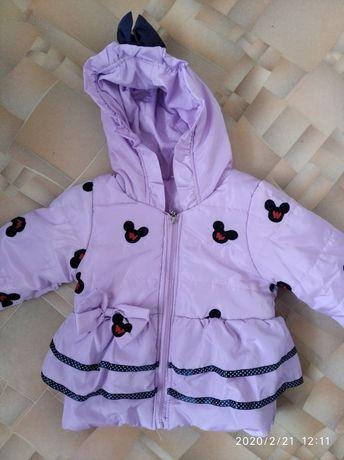 Куртка от 1-2 лет