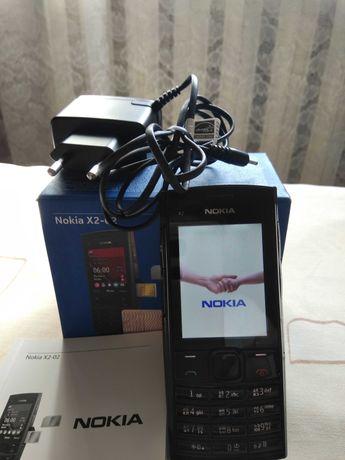 Мобильный телефон NOKIO  Х2-02 бу. 1000грн.