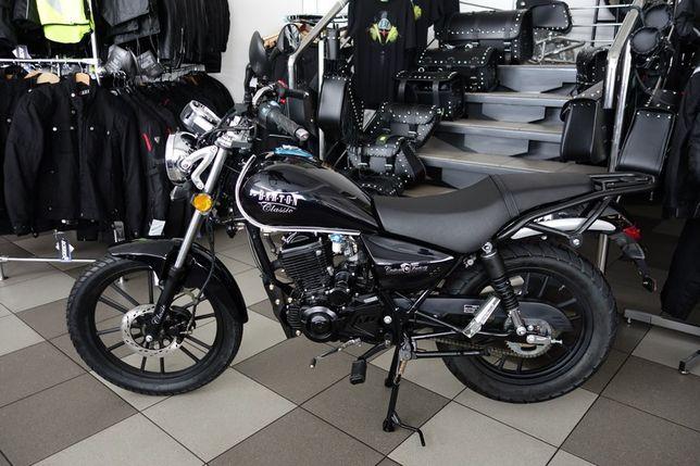 Motocykl 125 Barton Classic Rybnik,raty,transport 0 zł cały kraj.