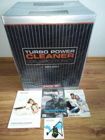 Odkurzacz piorący turbo power zamienię lub sprzedam
