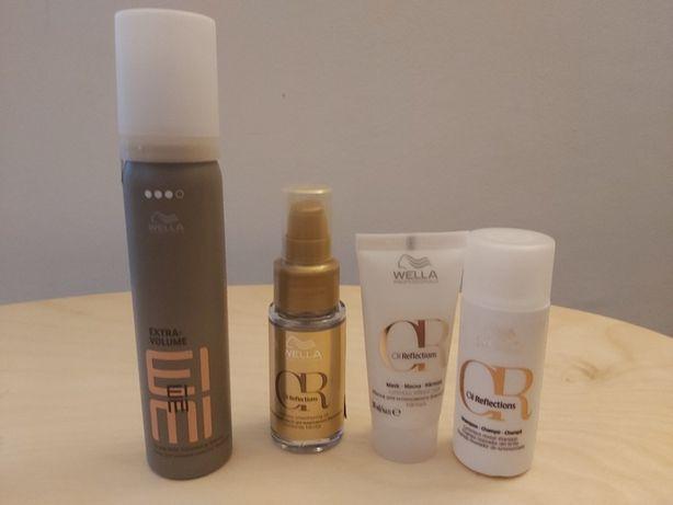 Nowy zestaw profesjonalnych kosmetyków do włosów Wella do podróży