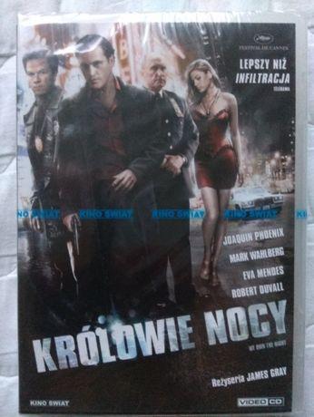 Królowie nocy. James Gray. DVD. Nowa. Gdańsk.