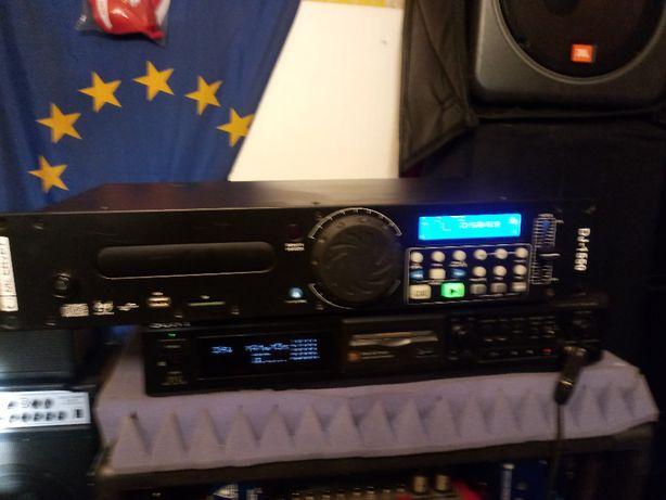 Odtwarzacz Mc Crypt DJ1550