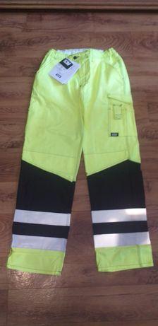 Spodnie robocze nowe  cena za sztuke