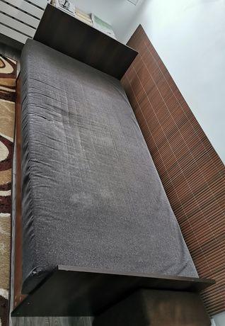 Tapczan ze skrzynią na pościel 196x90 Libiąż