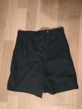 Юбка-шорты, школьная форма