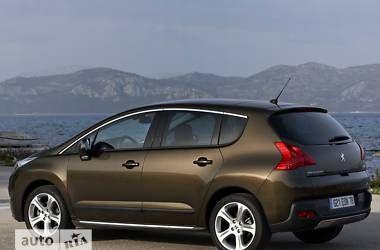 Peugeot 3008 ,, Чвертка задня ліва,