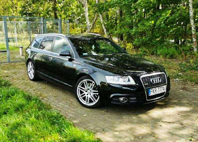 Audi A6 C6 3.0 TDI sline