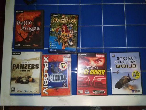 Jogos antigos para PC