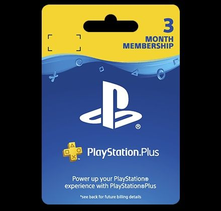 PS Plus на 3 місяці