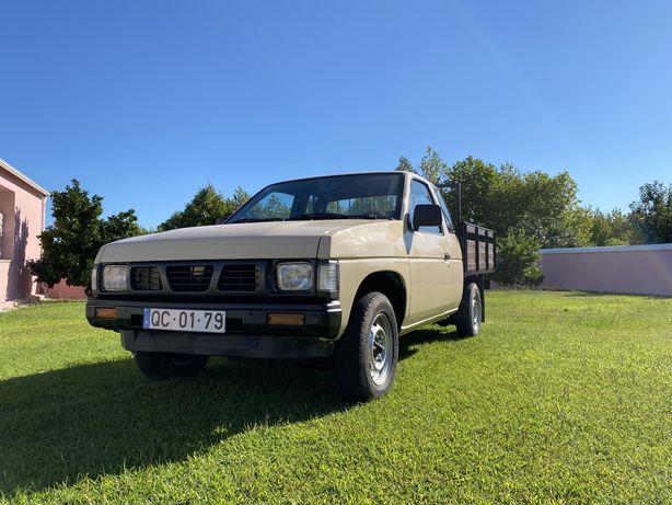 Nissan pick-up como nova