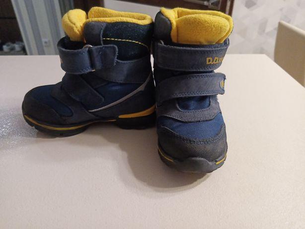 Дитячі зимові черевики 25 розмір