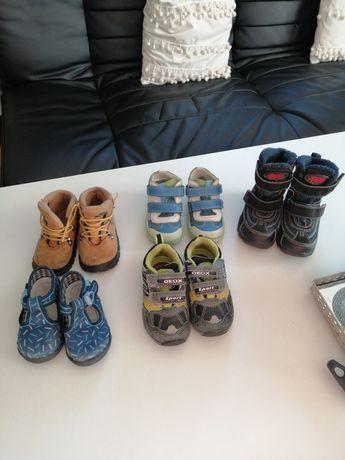 Buty chłopięce Geox , Bartek, Nike