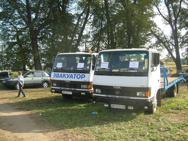 Евакуатор в Сумах (послуги)
