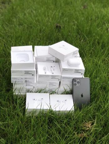 Акция Наушники Apple Airpods Pro / 2 в новые new open box США / USA