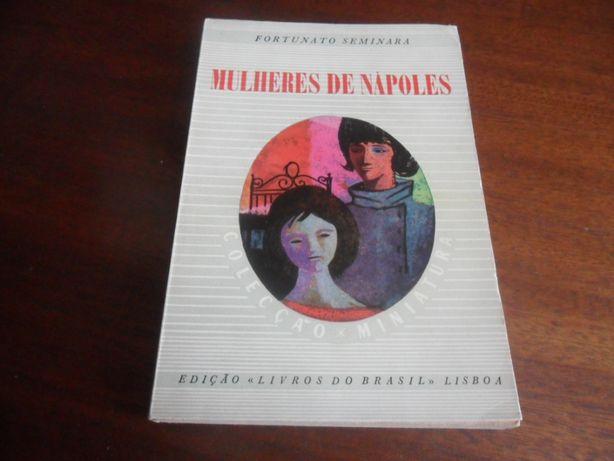 """""""Mulheres de Nápoles"""" de Fortunato Seminara"""