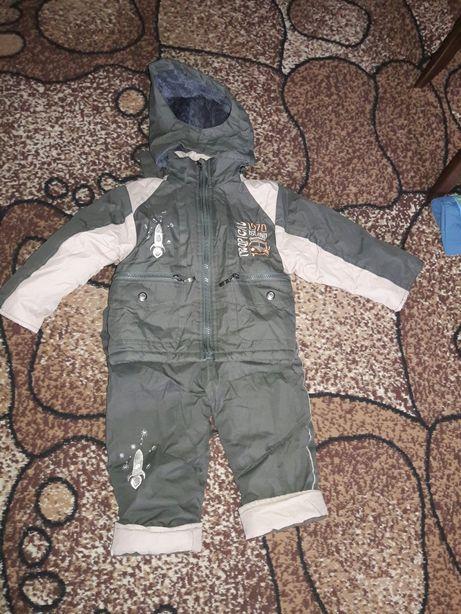 Куртка комбинезон