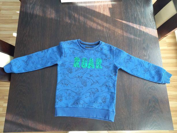 Bluzka Reserved z odwracanymi cekinami