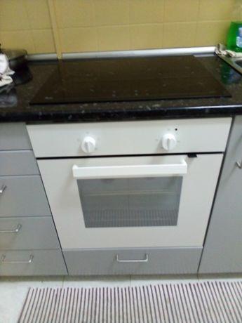 Montagem placas e fornos.