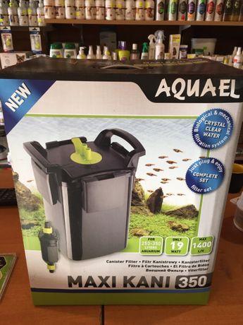 Aquael filtr zewnętrzny MAXI KANI 350 - Małe ZOO Płaskowickiej