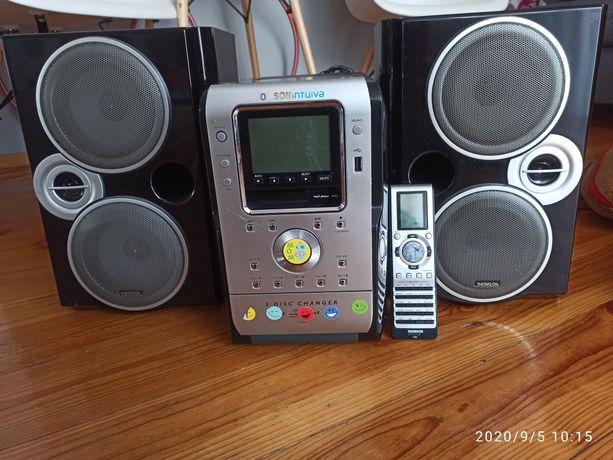 Wieża stereo. Pilot Bluetooth Wysyłka